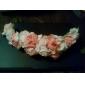 Women's/Flower Girl's Foam Headpiece - Wedding/Special Occasion Flowers