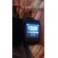 zgpax s12 bärbar Smartwatch, kamera media meddelande kontroll / handsfree-samtal / stegräknare för android / ios