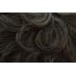 capless kort høy kvalitet syntetisk bølgete hår parykk