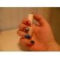 Nail Glue för Laser Folie nageldekorationer Starry Klistermärken (8 ml)
