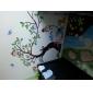 zooyoo® avtagbar apa på träd Wall Stickers heta säljande vägg dekaler till heminredning