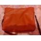 Modèle coréen de Erlen femmes simple occasionnel de l'épaule / sac à bandoulière (Brown)