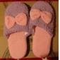 damskor Slingback platta hälen bomull tofflor skor fler färger tillgängliga