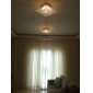 Ceiling Light Modern Crystal Living 5 Lights