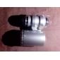 Minsta juvelerare Mikroskop 60X 2 LED Mini Pocket Mikroskop Magnifier juvelerare lupp