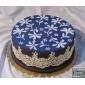 dentelle cuisson gâteau fondant choclate bonbons moule, l17.5cm * w6.7cm * h0.4cm