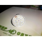 3W E26/E27 Ampoules Globe LED A50 SMD 2835 250 lm Blanc Chaud AC 100-240 V