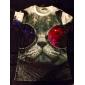 Bărbați Model T Shirt de Vest Toate meci 3D