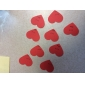 Personalized Heart Shaped Confetti (Bag of 350 pieces)