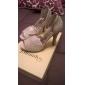 Shimandi Sequins Women's Stiletto Heels Sandals Shoes(More Colors)