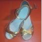 aanpassen van de prestaties dans schoenen satijn bovenste latin schoenen voor vrouwen