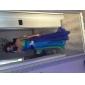 Robe - Bleu/vert Ombre Bal de finissants/Bal militaire/Soirée formelle Fourreau Sans bretelles/Col en cœur Longueur ras du solMousseline