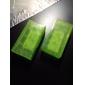 2 PCs / Lot plastique dur Boîte de rangement de la batterie pour 18650
