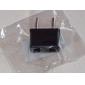 Nya Edition Rektangulär US / AU / UK Uttag till EU Plug nätadapter pluggar (125 ~ 250V)