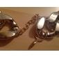 Dame Lănțișoare Aliaj La modă Auriu Argintiu Bijuterii Ocazie specială Zi de Naștere