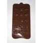 Star Shape Chocolate Candy Mold
