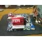PCI 4-Digit PC Motherboard Reparation/Troubleshoot/Diagnostik Kort med Mobo-Status LEDs