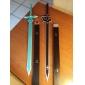 Armă Sabie Inspirat de Sword Art Online Kirito Anime Accesorii Cosplay Sabie Armă Lemn Bărbătesc