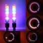 Eclairage de Vélo / bicyclette / Éclairage pour roues de vélo LED Cyclisme bateri sel Lumens Batterie Cyclisme-Eclairage