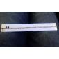 U7 högsta kvalitet 18k chunky guld fylld figaro kedja armband eller 4mm 7.6inches 19.5cm