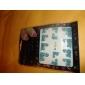 1 Autocollant d'art de clou Autocollants de transfert de l'eau Autocollants 3D pour ongles Bande dessinée Abstrait Maquillage cosmétique