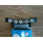 Ultra bright 5 LED Hat Light for Cycling / Camping / Reading