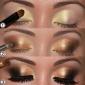 6 Ögonskuggspalett Matt Skimmrig Mineral Ögonskugga palett Puder Normal Vardagsmakeup Sotig makeup