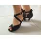 Performanță/Latin/Salsa - Pantofi de dans (Negru/Albastru/Roșu/Argintiu/Alte) - Personalizat - Pentru femei