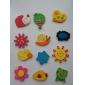 Coffre en bois Magnets Pour Réfrigérateur Jouets (modèle aléatoire)