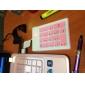kn-188 bärbar vattentät infällbar trådbunden USB numeriskt tangentbord