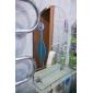 salle de bains miroir brouillard zéro (couleur aléatoire)
