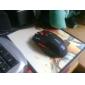multi-touches azzor aigle 2.4ghz jeu sans fil souris dpi commutateur calme clic silenct