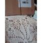 Handmade crochet Regardez nappe Vintage