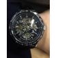 Distintivo Reloj Pulsera Automático de Hombre (Negro)