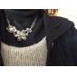Women's Vintage Flower Necklace