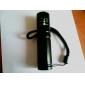 3-Mode Cree XP-E Q5 LED Flashlight Zoom (240LM, 1xAA, Noir)