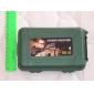 Skyddsplaststöttålig ficklampa Väska - Army Grön