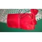 XINCLUBNA ® băiat drăguț din poliester elastic Bowtie cu potrivire batista & Buton 9 culoare (1set)