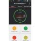 doogee® dg280 RAM 1gb + rom 8GB android 4,4 3g smartphone med 4,5 '' IPS-skärm, 5MP tillbaka kamera