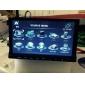 7-tums 2 DIN tft-skärm i-dash bil dvd-spelare med iPod / iPhone-usb-ingång, Bluetooth, rds, tv