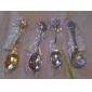 Vantage aliaj de cristal înghețată lingura stabilit de 1 (culori aleatorii)