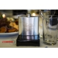 Gift Groomsman Personalized Stainless Steel 5-oz Flask - Thank You