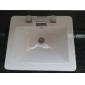 Robinet de salle de bain Sprinkle® Lumineux LED / Jet pluie / Séparé with Chrome 2 poignées 3 trous