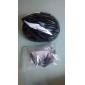 MOON Cykling Blå och svart PVC / EPS 16 Vents Tonåring Ljus Bike Helmet