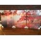 Kanvas Set Klassisk Realism,Tre paneler Horisontell Målning väggdekor For Hem-dekoration