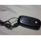 070 Wired Slim USB Mouse (Noir)