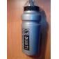 Bouteille d'eau de sport Cyclisme - Gris argenté (500ml)