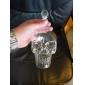 cristaux tête de mort bouteille de vin de forme boire de la vodka en verre décanteur cadeau de nouveauté