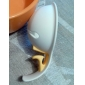 séparateur de blanc d'oeuf rond en plastique