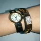 oser u de femmes mettent vis rivet bracelet femmes s'habillent montres